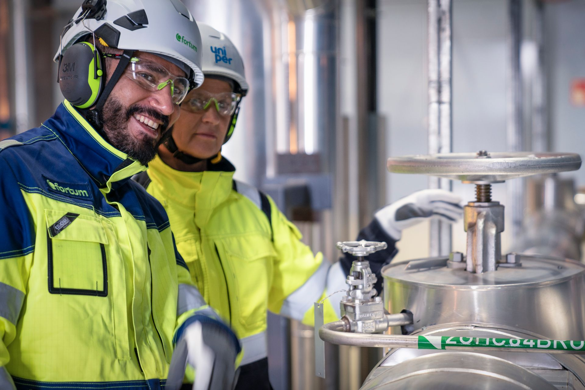 Uniper Engineering and Fortum eNext: Powerful engineering solutions by combining forces