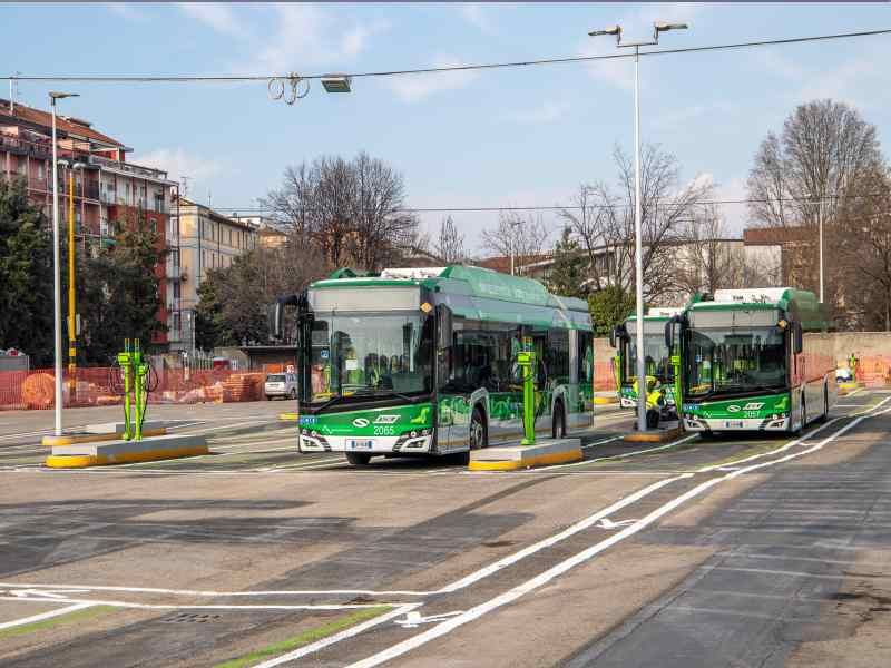 Schneider Electric prepares Milan grid for electrification of bus network