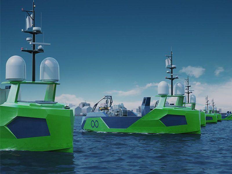 Ocean Infinity acquisition unites geodata with robotics for offshore renewables