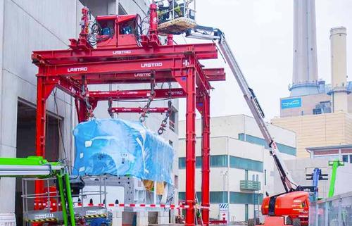Jenbacher engines to power German cogeneration plant