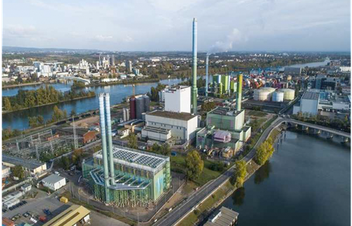 Wärtsilä completes 100MW combined heat and power plant for German utility