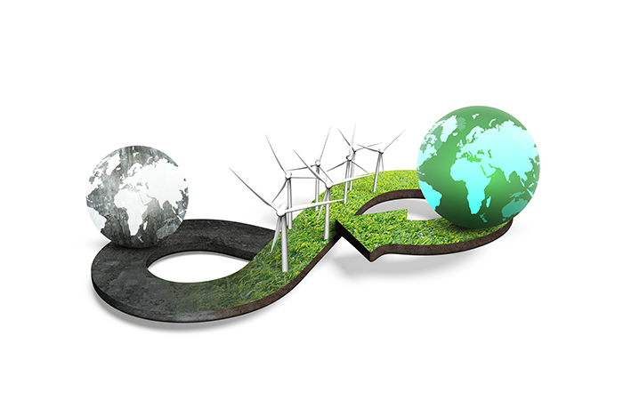 From linear to circular: the business transition to sustainability