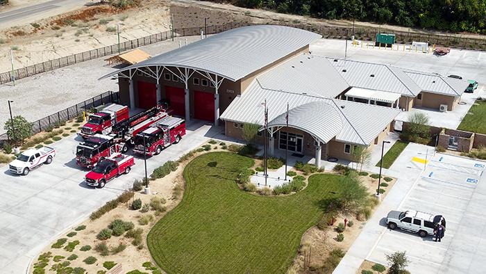 Soboba Fire Station Enlit Europe Energy Storage