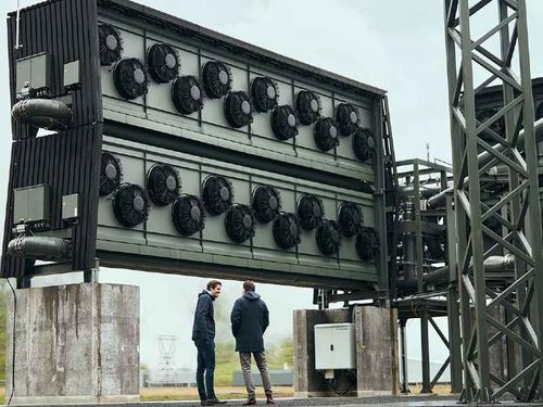 Iceland launches the world's largest carbon capture and storage plant