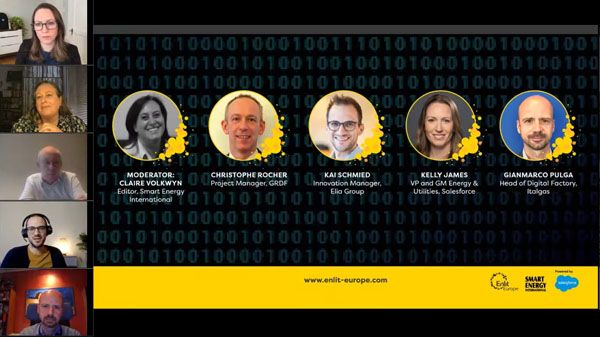 Data Series S2 E4: Data Enabling Technologies