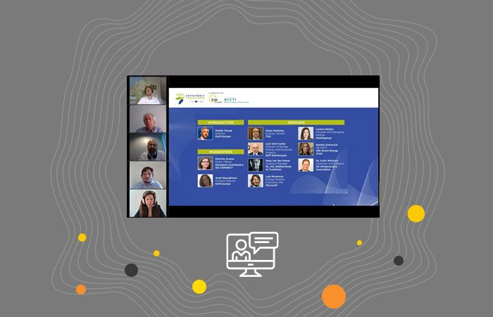 EUSEW Webinar: Creating A Digital Ecosystem For The Energy Sector