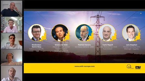 Innovation in Energy Storage - Enlit Europe webinar
