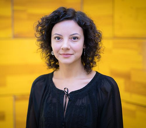 Denisa Diaconu, Energy Policy Group