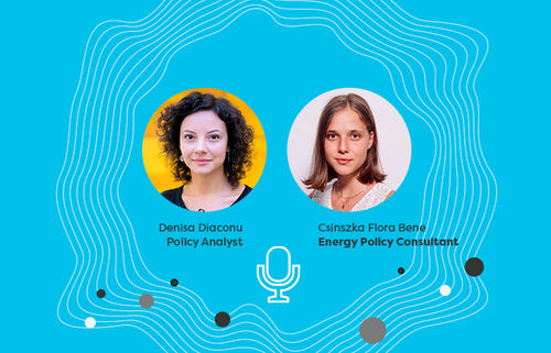 Initiate Talks: Interview with Denisa Diaconu, Policy Analyst