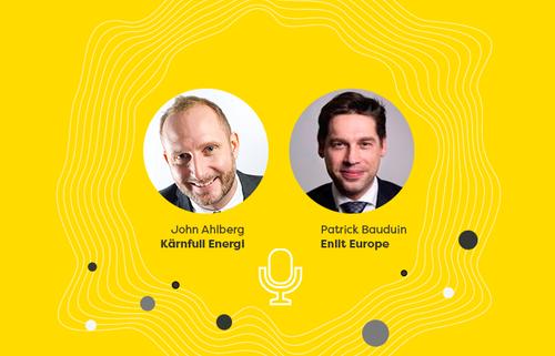 Energy Markets Talks: John Ahlberg, K'rnfull Energi