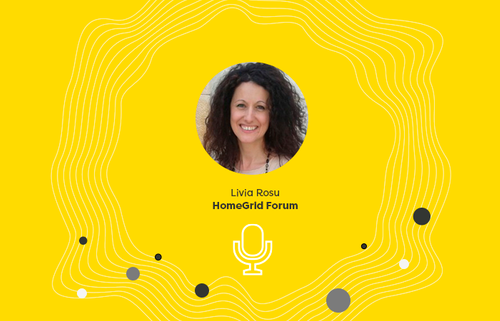 Datatopia: Interview with Livia Rosu, HomeGrid Forum