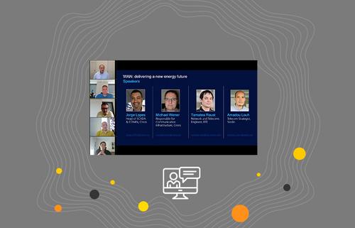 Data Series | How a modern WAN transforms grid operations