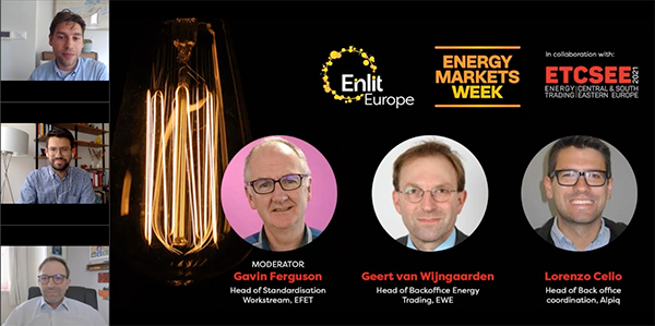 Energy Markets Week: Technology in trading: shortening the settlement cycle