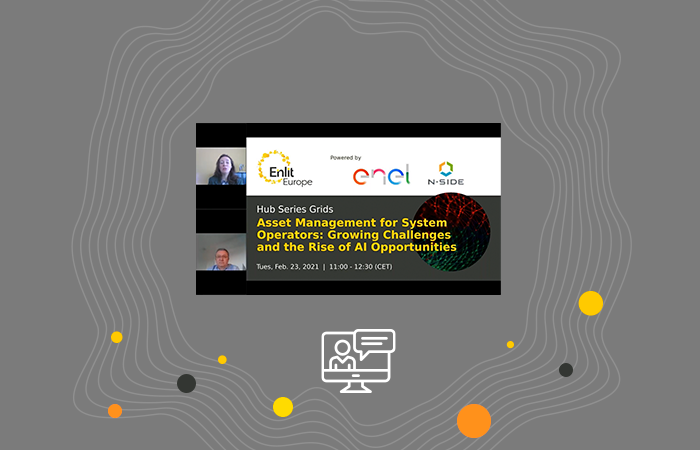 Grids Series S1 E2: Asset Management for System Operators: The growing challenges and the rise of the AI opportunities