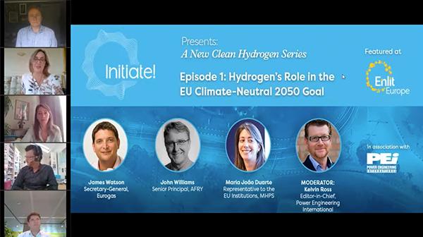 Clean Hydrogen Series S1 E1: Hydrogen's Role in the EU Climate-Neutral 2050 Goal