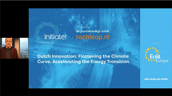 Dutch Innovation: Flattening the Climate Curve, Accelerating the Energy Transition