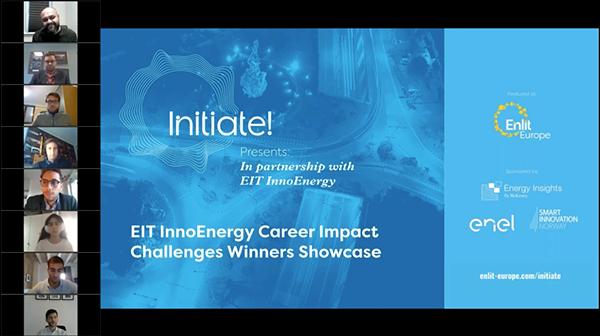 EIT InnoEnergy Career Impact Challenges: Winners Showcase