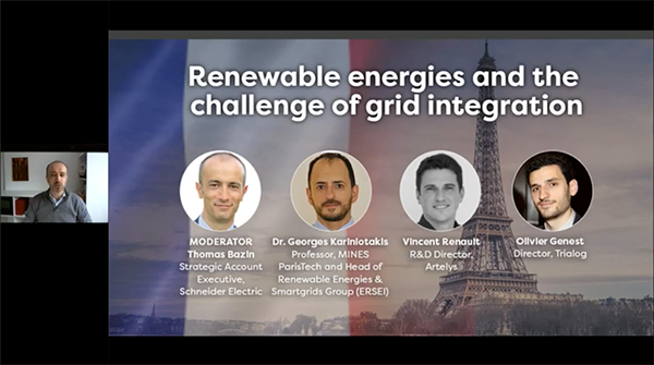 Spotlight on France: Renewable energies and the challenge of grid integration