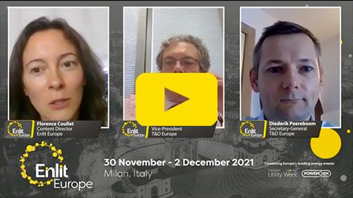 Enlit Europe interview T&D Europe