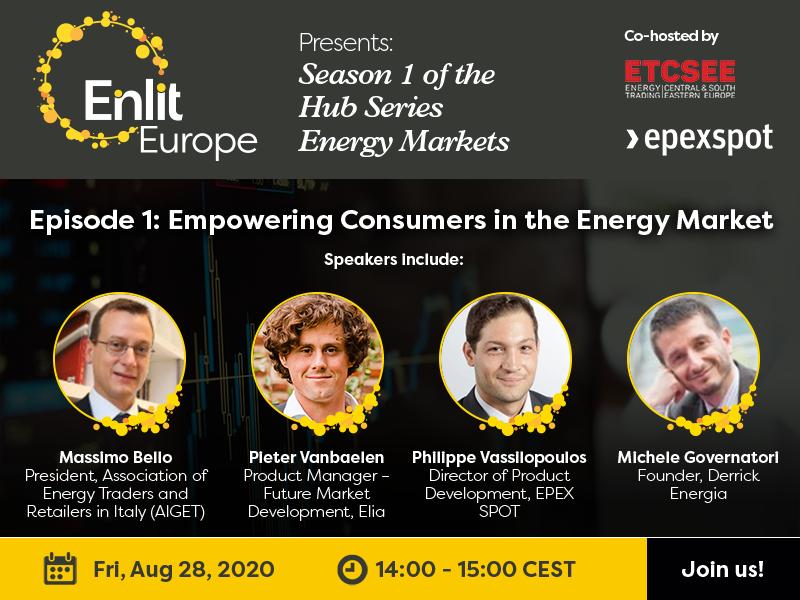 Hub Series Energy Markets Episode 1