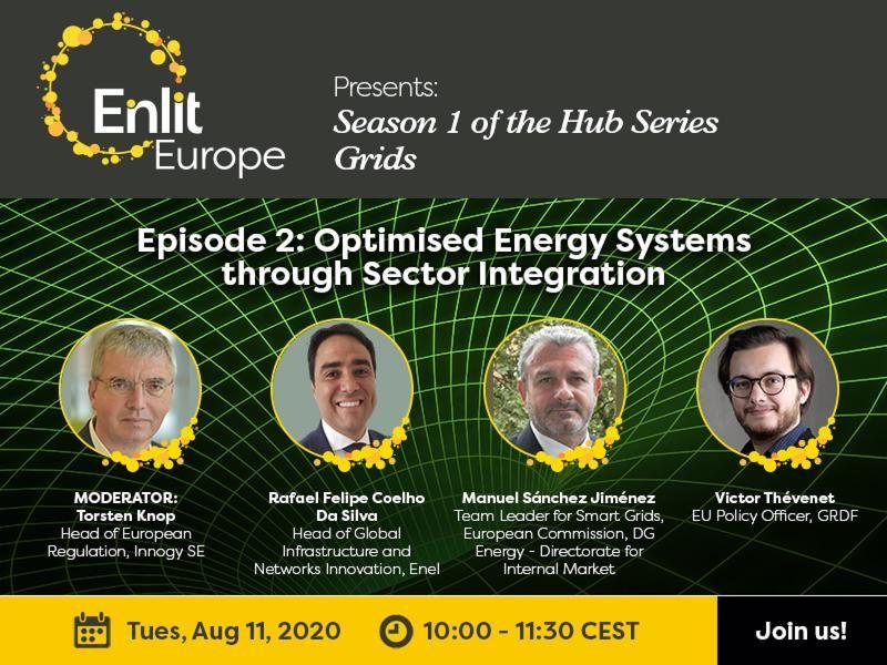 Enlit Europe Hub Series Grids Episode 2