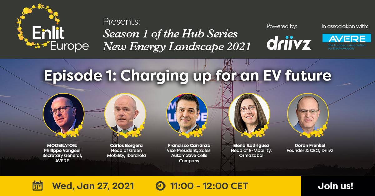 New Energy Landscape Episode: Charging Up for an EV Future