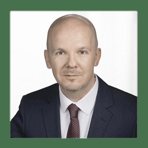 Joerg Gmeinbauer, Vice-President, Marketing & Sales, Bureau Veritas