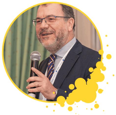 Paolo Rocco Viscontini, President, Italia Solare, Enlit Europe