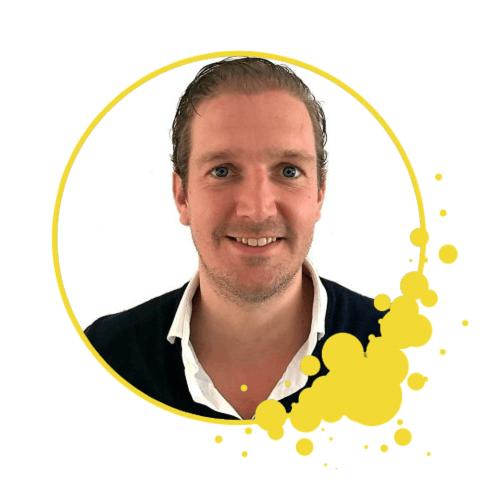 Enlit Europe's Utility & Partner Liaison, Rogier Kuttschreuchter