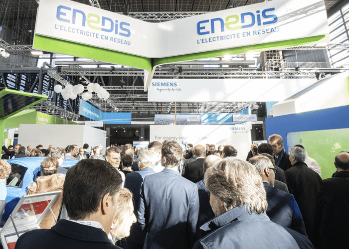 Exhibit at Enlit Europe 2020