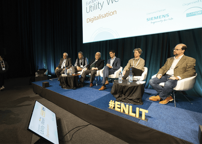 The Summit at Enlit Europe: topics