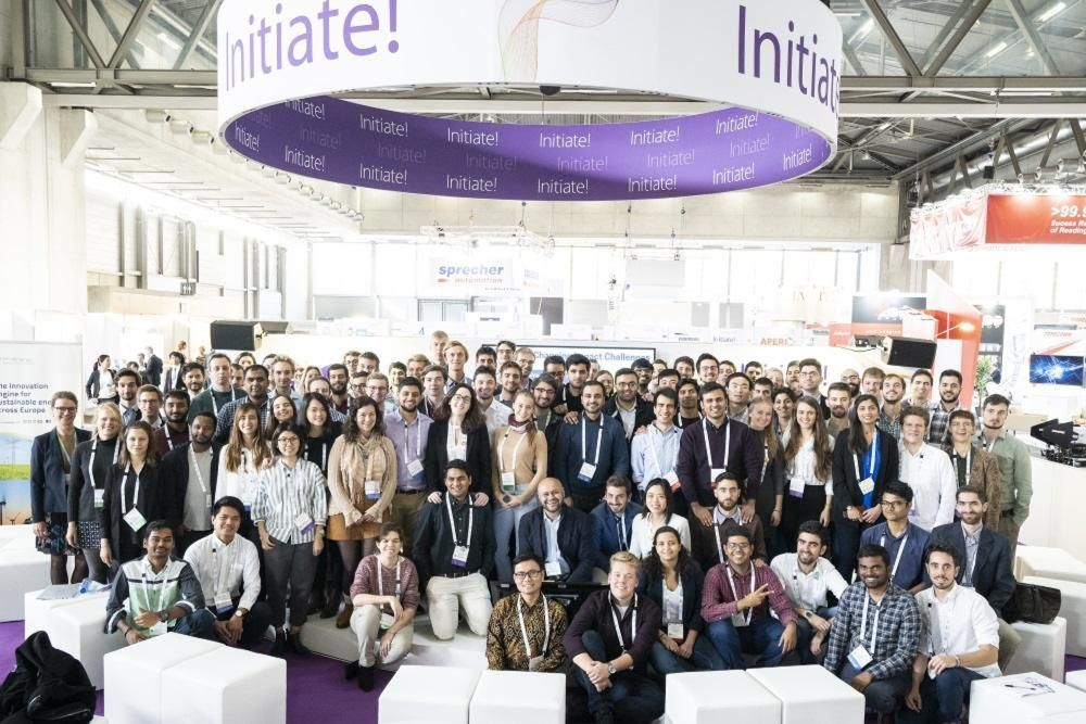 Initiate! is a global movement that breeds talent, empowers next-gen energy entrepreneurs and creates impactful programmes
