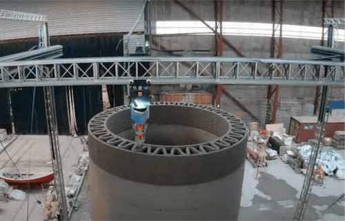 3D Printing partnership – A game changer for wind turbine manufacturing