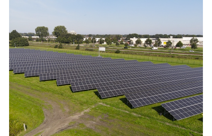 Anesco and Shell New Energies plan 30MW solar farm in Netherlands