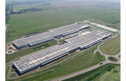 Audi and E.ON unveil Europe's largest rooftop solar PV system