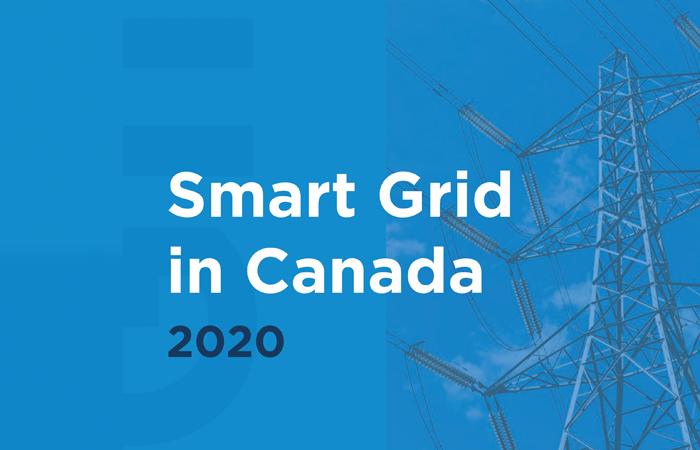 Report: Smart Grid in Canada 2020