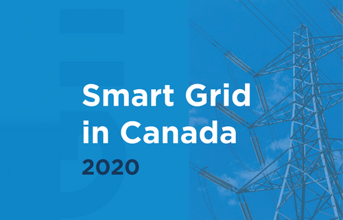 Report: Smart Grid in Canada 2020