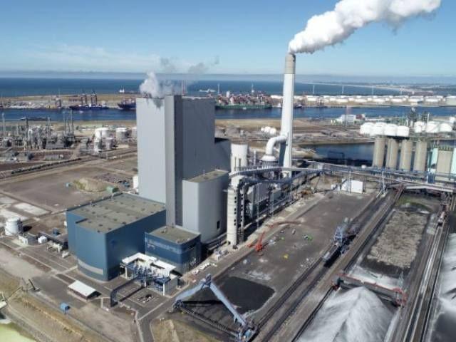Uniper and Rotterdam Port Authority design green hydrogen plant