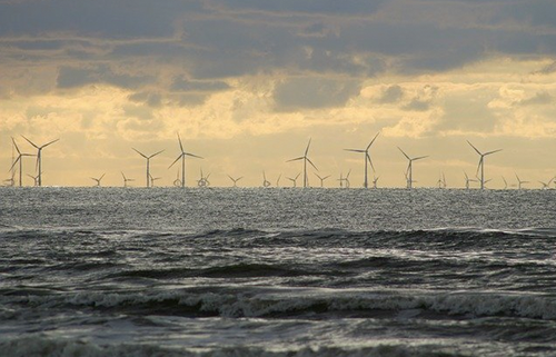 EDF and ESB kickstart construction of £1.8bn NnG offshore windfarm