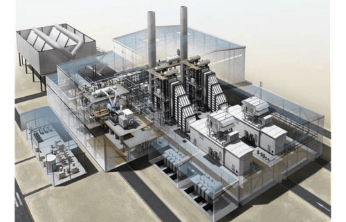 Evonik boosts efficiency with Siemens combined cycle retrofit