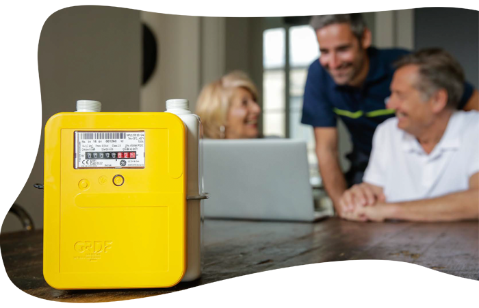 Smart Gas Meters: How it is bringing positive changes in the daily life of GRDF employees