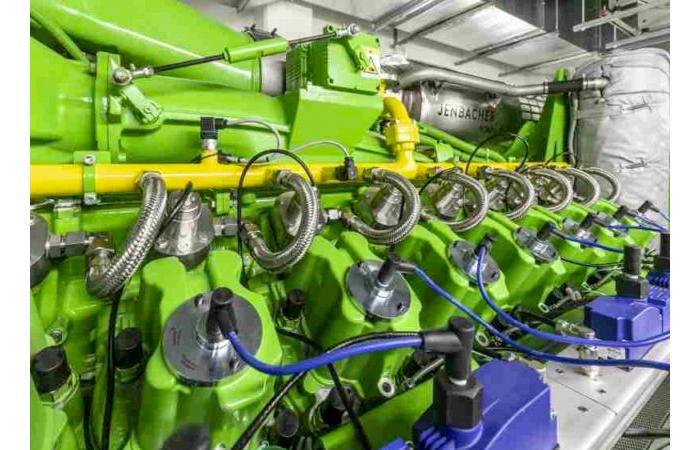 World's first 1MW large-scale gas engine begins hydrogen field test