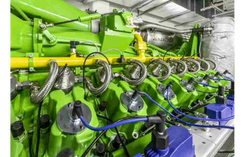World's first 1MW large-scale gas engine begins hydrogen field test