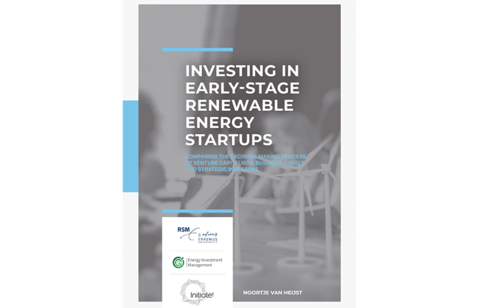 Research Report: Investing in Early Stage Renewable Startups