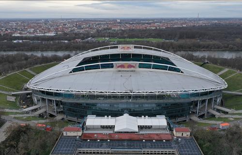 German football club scores solar goal with stadium PV system