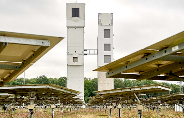 MAN Energy in German solar energy aerospace project