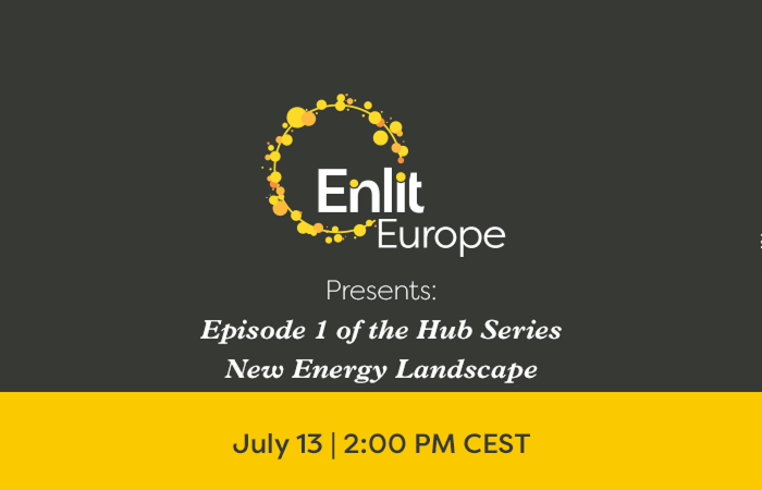 Watch the premiere of the New Energy Landscape Hub Series