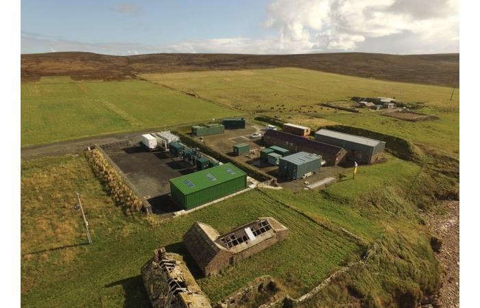 Scotland plans landmark green hydrogen project
