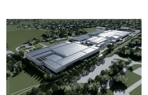 Total and Groupe PSA unveil $5bn EV battery hub in France