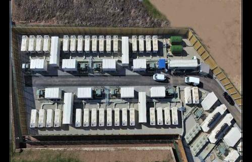 UK's largest battery energy storage system goes live
